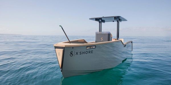 This Wine Loving Swedish Entrepreneur Just Launched A Sleek Range Of Luxurious Electric Boats