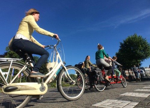 Global People-Before-Cars Transportation Alliance Launches With $6m Grant