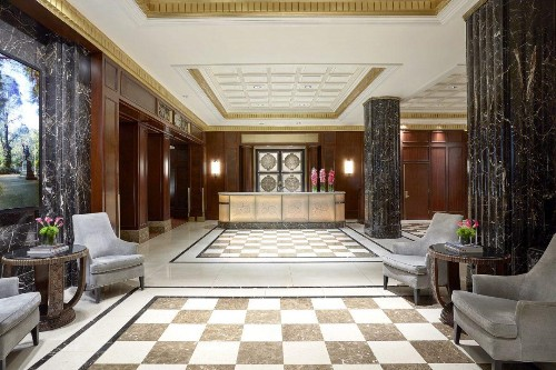 It's A Family Affair at New York's JW Marriott Essex House