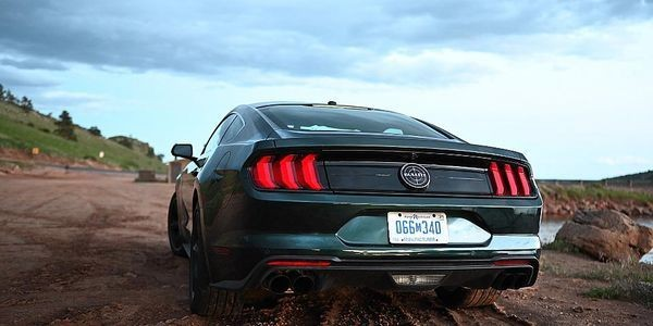 50 Years After 'Bullitt,' Ford Unleashes Ultimate Modern Mustang