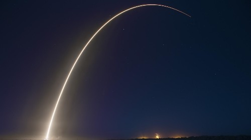 SpaceX Successfully Launched Two Satellites