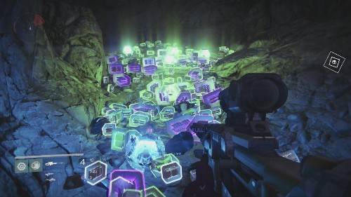 'Destiny's' Loot Cave Is A Feature, Not A Bug