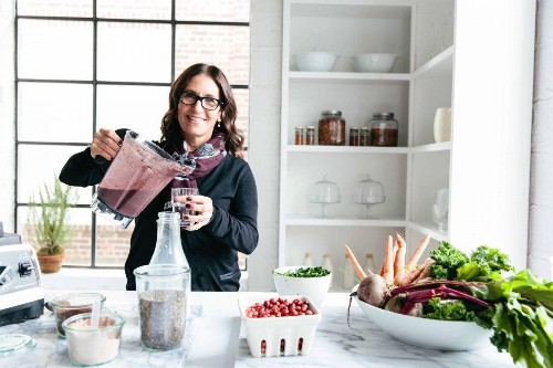 Bobbi Brown On Reinvention And How Talking To Strangers Was The Key To Her Success