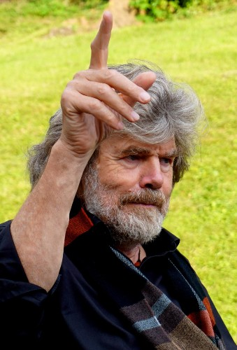 "Reinhold Messner On His Legacy: ""Climbing Is The Conquering Of The Useless"""