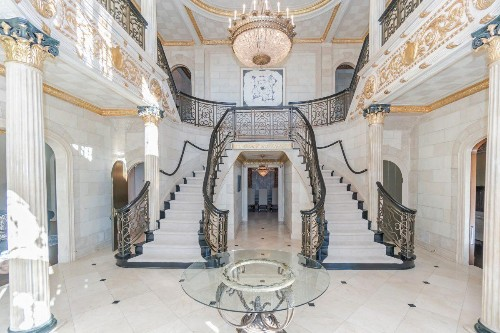The Storied Gloria Crest Estate Returns To Market -- After A $29 Million Discount