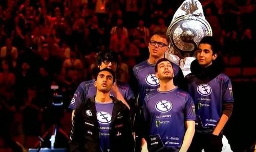 Evil Geniuses Take Home Record $6.6M First Prize In Valve's 'Dota 2' International