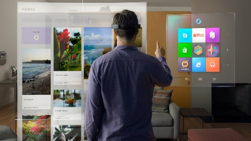 Hands-on With Microsoft HoloLens: Augmented Reality That Doesn't Make You Sick