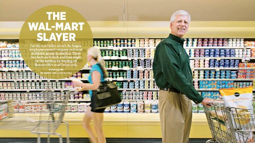 The Wal-Mart Slayer: How Publix's People-First Culture Is Winning The Grocer War