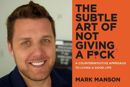 Mark Manson: Why Personal Relationships Are More Important Than Career Goals