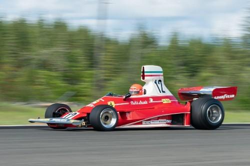 Niki Lauda's 1975 World Championship Ferrari 312T To Auction At Pebble Beach, Estimate $6-8 Million