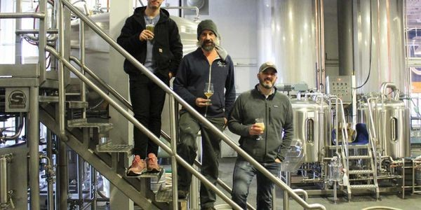 Take A Trip To Double Nickel Brewing, One Of The Most Relaxed Taprooms In New Jersey