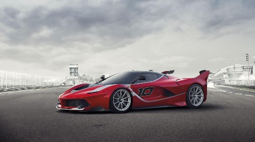 Ferrari Debuts FXX K, A Track-Only LaFerrari Development Car