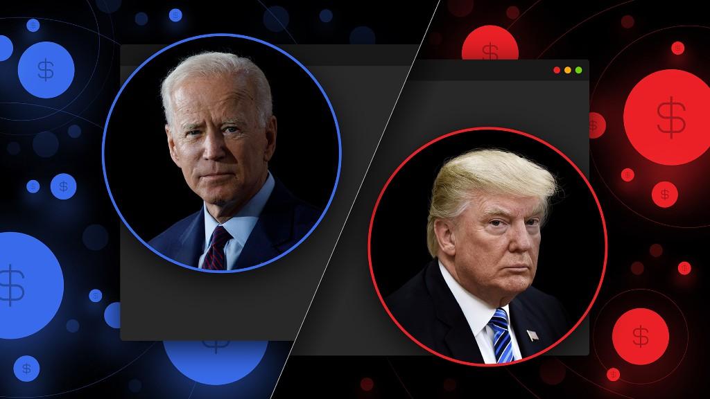 Billionaire Backers: The Money Behind Biden & Trump - cover