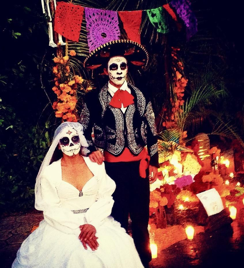 'Day Of The Dead' In Mexico — Haunting, Sensuous, Unforgettable