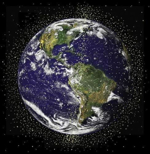 Space Junk: What Goes Up Might Not Come Down