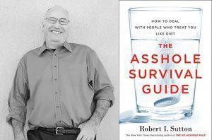 Bob Sutton: How To Deal With Difficult People At Work