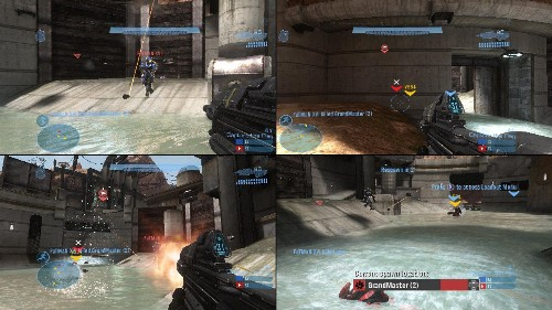 Are We All Just Giving Up On Split-Screen Video Games Forever?