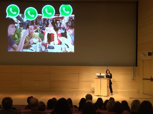 Sherry Turkle's Solution To The Downside Of Screen Relations: Conversation