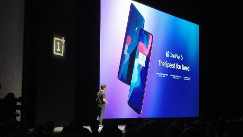 OnePlus Confirms Fast And Smooth Hardware For OnePlus 7 Launch