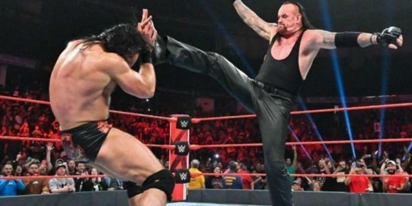 WWE Extreme Rules 2019 Results: Undertaker And Reigns Win Vs. Shane McMahon And Struggling McIntyre