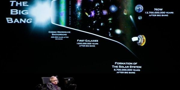 I Am An Astrophysicist. Here's What Stephen Hawking's Final Paper Was Actually About