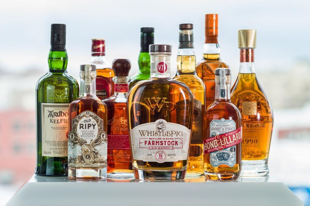 Brand New, Kick Butt, Must-Try Whiskeys