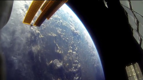 NASA Releases GoPro Footage From Spacewalks