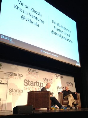 VC Vinod Khosla To Startups: Be Foolish Enough To Make Your Dreams Happen