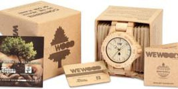 WeWood Plants A Tree Every Time A Watch Is Sold