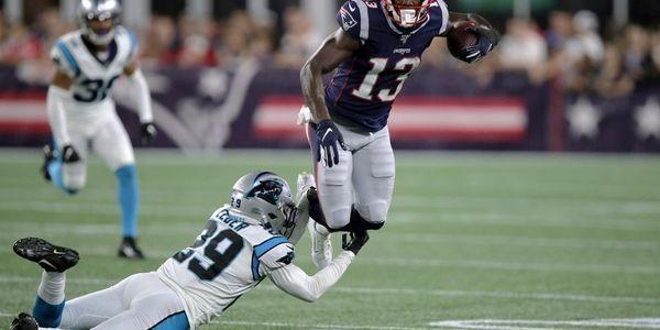 Tom Brady's Trust In Phillip Dorsett Holds Preseason Weight For Patriots