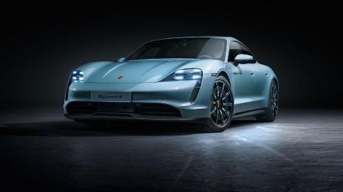 New $104K Porsche Taycan Looks Nice But Is No 'Tesla Killer'