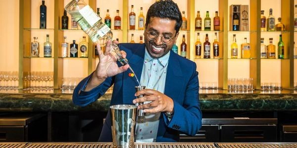 Where to Drink in New York Now: Ryan Chetiyawardana's London Bar, Lyaness, Is in Manhattan...For A Few Months
