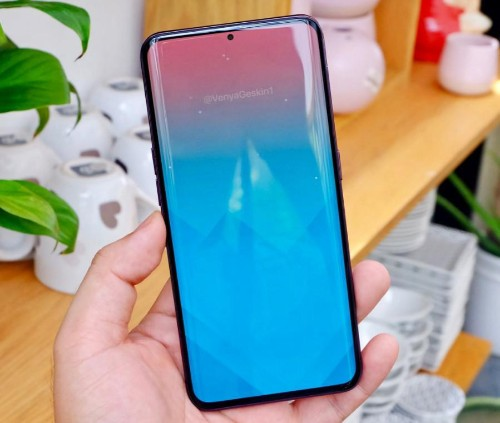 Samsung's Galaxy S10 Display Will Embrace The 'Cutout'
