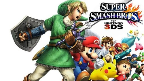 Just Two Days of 'Super Smash Bros. for 3DS' Boosts Nintendo In September