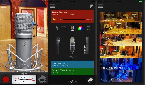 The MicSwap App Is Like Instagram For Your Voice