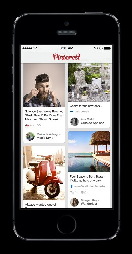 Here's How Pinterest's Soon-To-Come 'Buy' Button Will Work