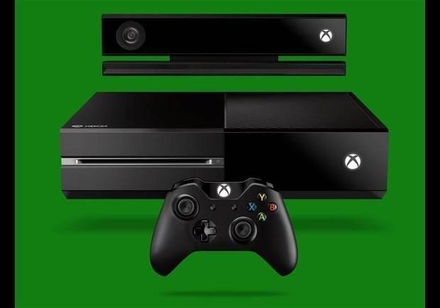 Microsoft Reveals The Xbox One