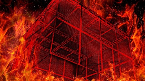 WWE Hell In A Cell 2018: Twitter Reacts To New Red Structure