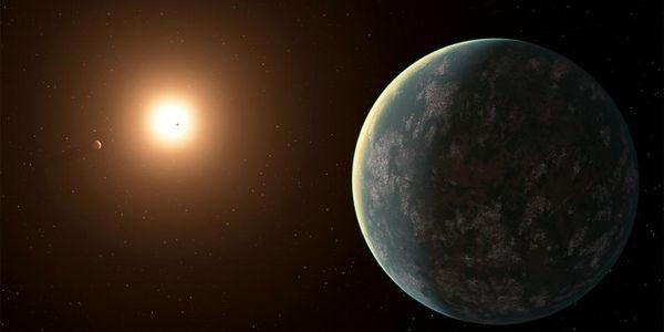 Alien Life Could Be A Mere 31 Light Years Away
