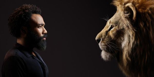 The Stars Of 'The Lion King' Embrace Their Inner Animals In Gorgeous Photoshoot