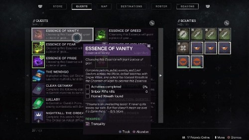'Destiny 2' Horned Wreath Location: How To Finish The Essence Of Vanity