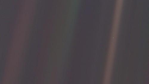 The Pale Blue Dot Celebrates Its 29th Anniversary, Reminding Us How Small And Fragile We Are