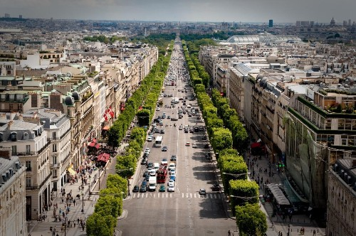 5 Things to do When Visiting the Champs Elysées in Paris