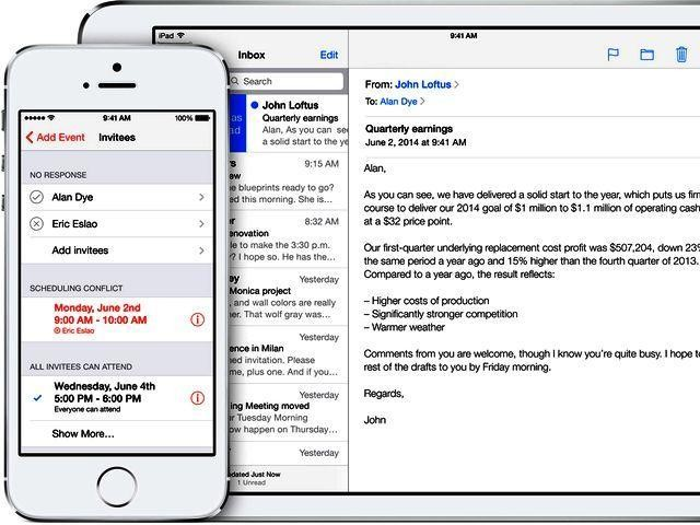Why iOS 8 Will Be The Best Mobile Platform For Enterprises
