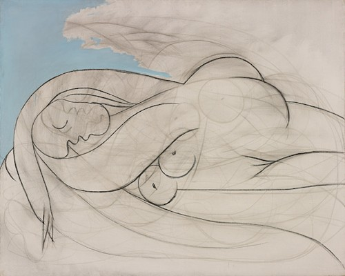 Recharged Phillips Soars To New Record On $916.5 Million Sales, Led By Picasso Sleeping Nude Of Muse