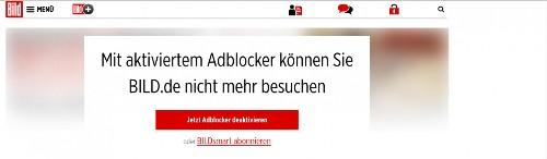E.U. Proposes Digital Publishers Can Punish Visitors Using Ad Blockers