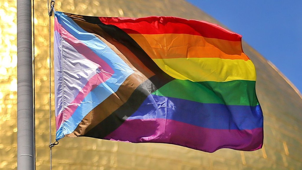 Why Many LGBT People Have Started Using A New Pride Flag