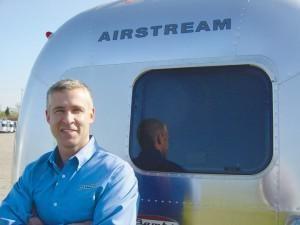 Rambling With Airstream President & CEO Bob Wheeler