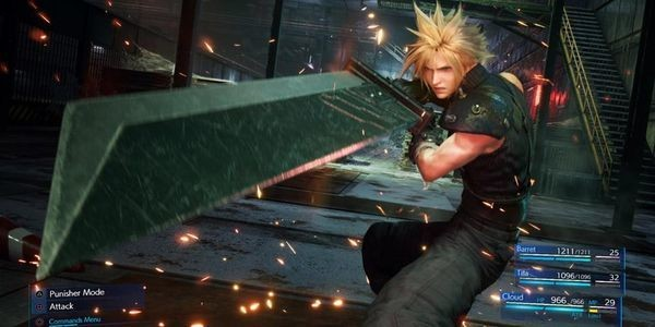 'Final Fantasy VII Remake' Will Include A 'Classic' Gameplay Mode