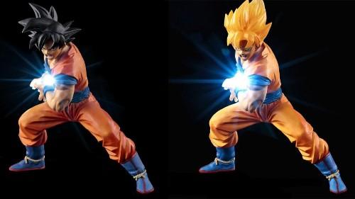 'Dragon Ball' Fans Get Their Own Kamehameha Goku Figure That Lights Up